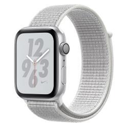 Smartwatch Apple - Watch nike+ series 4 (gps) - alluminio argento mu7h2ty/a