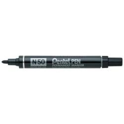Marcatore Pentel - Pen - marcatore - nero n50-a