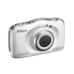 Fotocamera Nikon - Coolpix W100 White
