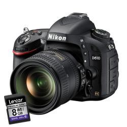 Fotocamera reflex Nikon - D610 24-85 VR Garanzia Nital 4 anni