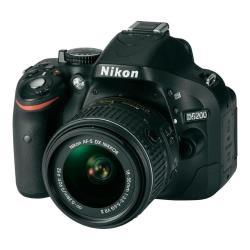 Fotocamera reflex Nikon - D5200 - fotocamera digitale obiettivo af-s dx 18-55mm vr ii nd5245