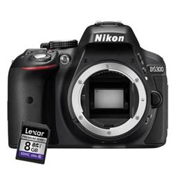 Fotocamera reflex Nikon - D5300 kit 18-55 afp