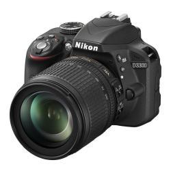 Fotocamera reflex Nikon - D5500 - fotocamera digitale obiettivo af-s dx vr da 18-105mm nd5578