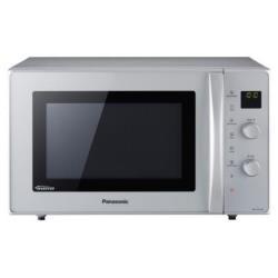 Micro ondes Panasonic NN-CD575MEPG - Four micro-ondes combiné - grill - pose libre - 27 litres - 1000 Watt - argenté(e)