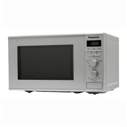 Micro ondes Panasonic NN-J161MMEPG - Four micro-ondes grill - pose libre - 20 litres - 800 Watt - gris acrylique