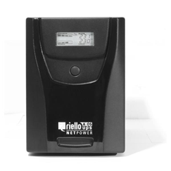Image of Gruppo di continuità Net power npw 2000 - ups - 1200 watt - 2000 va anpw2k0aa5