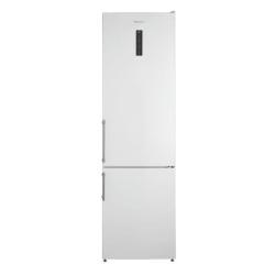 Réfrigérateur Panasonic NR-BN34AW1-E - Réfrigérateur/congélateur - pose libre - largeur : 60 cm - profondeur : 65 cm - hauteur : 200 cm - 339 litres - congélateur bas - Classe A++ - blanc