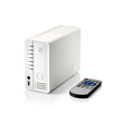 Nas Level One - Nas nvr 4 canali multibrands 2bay