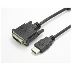 Cavo HDMI Nilox - Scheda video - hdmi / dvi - 15 cm nx080200101