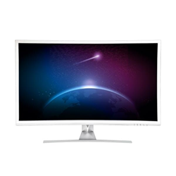 Monitor LED Nilox - Monitor curved 32