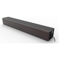 Soundbar Nilox - NXSB64 Cablato 2 canali