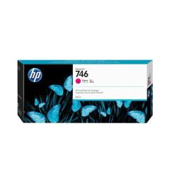 Cartuccia HP - 746 - magenta - originale - designjet - cartuccia d'inchiostro p2v78a