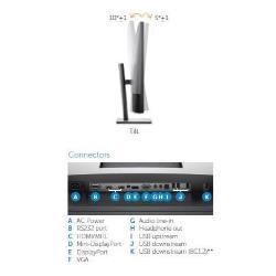 Monitor LED Dell - P4317q