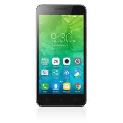 """Smartphone Lenovo C2 - Smartphone - double SIM - 4G LTE - 8 Go - microSDHC slot - GSM - 5"""" - 1 280 x 720 pixels (294 ppi) - IPS - 8 MP (caméra avant de 5 mégapixels) - Android - noir"""