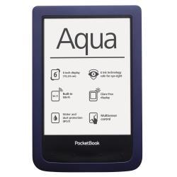 Image of eBook reader Aqua 2 - ebook reader - 8 gb - 6'' pb641-a-ww