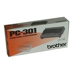 Nastro Brother - 1 - nero - nastro di stampa pc301