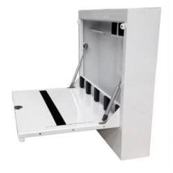 Ligra p case premium plus stazione di lavoro montaggio a parete p case_pr+