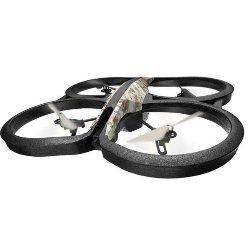 Quadricottero Parrot - AR.Drone 2.0 Nero, Mimetico Elite Edition