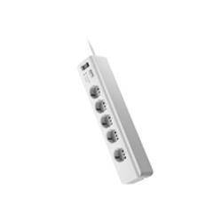 Presa APC - Surgearrest essential - protezione picchi - 2300 watt pm5-it