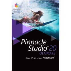 Software Corel - Studio ultimate (v. 20) - box pack - 1 utente pnst20ulmleu