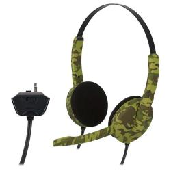 Cuffie Gaming BigBen Interactive - Gaming Headset PS4 Camouflage