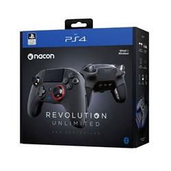 Controller BigBen Interactive - Nacon revolution unlimited - game pad - senza fili, cablato ps4ofpadrev3gerit