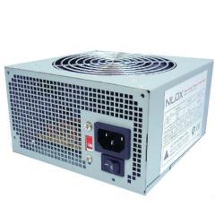 Alimentatore PC Nilox - Nx-psni5001 - alimentazione - 500 watt psni-5001