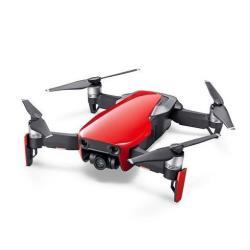 Drone DJI - Mavic air combo flame red