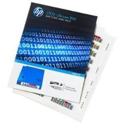 Etichette Hewlett Packard Enterprise - Hpe ultrium 5 worm bar code label pack - etichette per codici a barre q2012a