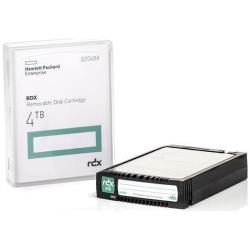 Supporto storage Hewlett Packard Enterprise - Rdx 4tb