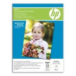Carta fotografica HP - Everyday photo paper - carta fotografica - 25 fogli - a4 - 200 g/m² q5451a