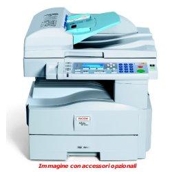 Imprimante laser multifonction Ricoh Aficio Aficio MP201SPF - Imprimante multifonctions - Noir et blanc - laser - A4 (210 x 297 mm) (original) - A4 (support) - jusqu'à 21 ppm (copie) - jusqu'à 21 ppm (impression) - 350 feuilles - 33.6 Kbits/s - USB 2.0, LAN