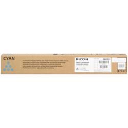 Toner Ricoh - Mp c4500e - ciano - originale - cartuccia toner 842037