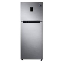 Réfrigérateur Samsung Serie 5000 RT38K5535S9 - Réfrigérateur/congélateur - pose libre - largeur : 67.5 cm - profondeur : 66.8 cm - hauteur : 178.5 cm - 384 litres - congélateur haut - Classe A++ - acier raffiné