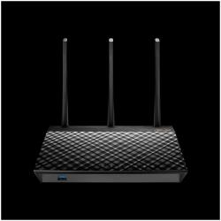 Image of Router Gaming Rt-ac1900u - router wireless - 802.11a/b/g/n/ac - desktop 90ig04k0-bo3000