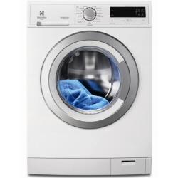 Lave-linge Electrolux RWF 1497 HDW - Machine à laver - pose libre - largeur : 60 cm - profondeur : 64 cm - hauteur : 85 cm - chargement frontal - 9 kg - 1400 tours/min