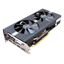 Image of Scheda video Rx 570 nitro