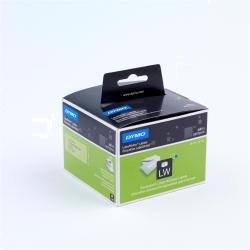 Etichette Dymo - Labelwr. 36x89mm Trasparente 260pz