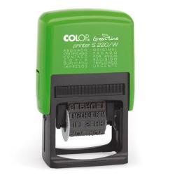 Timbro Colop - Printer s 220/w green line - timbro s220w.gl