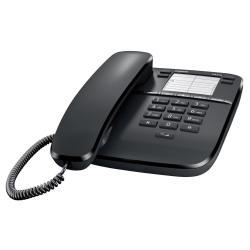 Telefono fisso Gigaset - Gigaset DA310 Black