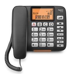 Telefono fisso Gigaset - Dl580 - telefono con filo s30350s216k101