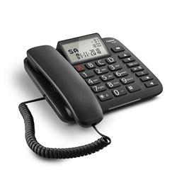 Telefono fisso Gigaset - Dl380 - telefono con filo s30350s217k101