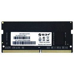 Image of Memoria RAM 16gb s3+ sodimm ddr4 2400mhz cl17 s3scl1717161