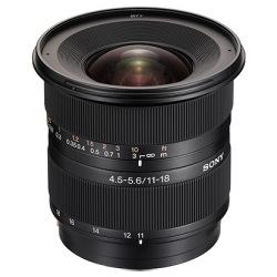 Obiettivo Sony - Sal1118.ae