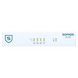 Firewall Sophos - Sg 105 - apparecchiatura di sicurezza - con 3 anni di totalprotect sb1a3cseu