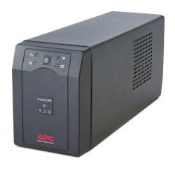 Gruppo di continuità APC - Smart-ups sc 420va - ups - 260 watt - 420 va sc420i