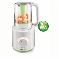 Robot da cucina Avent SCF870 400 W 0.2 Litri Bianco/verde