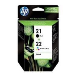 Cartuccia HP - 21-22