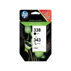 Cartuccia HP - 338-343