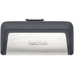 Chiavetta USB Sandisk - Ultra dual - chiavetta usb - 128 gb sdddc2-128g-g46